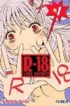 R-18 LOVE REPORT Nº1