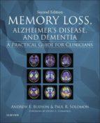 Memory Loss, Alzheimer