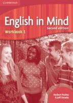 English in Mind 2nd  1 Workbook