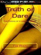 TRUTH OR DARE (EBOOK)