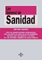 LEY GENERAL DE SANIDAD (7ª ED.)