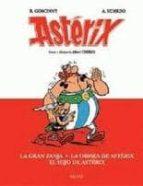 La gran zanja/La odisea de Astérix/El hijo de Astérix (Castellano - Salvat - Comic - Astérix)