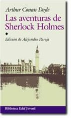 Aventuras De Sherlock Holmes (Biblioteca Edaf Juvenil)