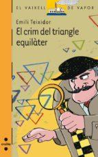 El crim del triangle equilàter (eBook-ePub) (Barco de Vapor Naranja)