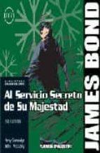 James Bond nº 04/8: Al servicio secreto de su majestad (Cómics Clásicos)