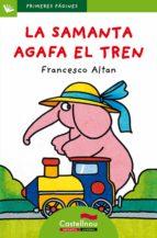 Samanta Agafa El Tren, La - Cat. - Lp (Primeres Pàgines)