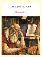 Sine Tradere (Literadura-poesía)