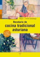 RECETARIO DE COCINA TRADICIONAL ASTURIANA