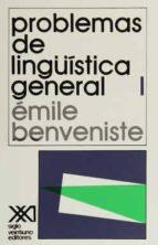 PROBLEMAS DE LINGUISTICA GENERAL (VOL. I)