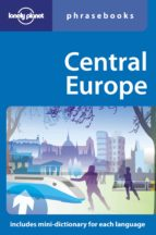 CENTRAL EUROPE PHRASEBOOK (3TH ED.)