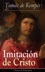 Imitación de Cristo: Clásicos de la literatura