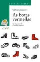 AS BOTAS VERMELLAS