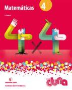 Matemáticas 4. Proyecto Duna - Libro