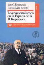 LOS NACIONALISMOS EN LA ESPAÑA DE LA II REPUBLICA