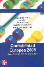 CONTABILIDAD EUROPEA 2005: ANALISIS Y APLICACION DE LAS NIIF