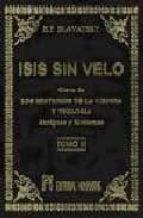 ISIS SIN VELO, VOL III