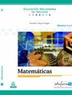MATEMATICAS MODULOS 3 Y 4
