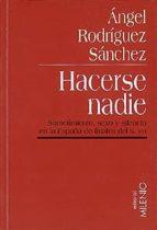 HACERSE NADIE (PDF) (EBOOK)