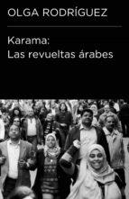 KARAMA. LAS REVUELTAS ÁRABES (ENDEBATE) (EBOOK)
