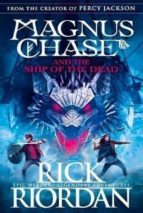 magnus chase and the ship of the dead (book 3) rick riordan 9780141342603
