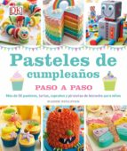 pasteles de cumpleaños: paso a paso-karen sullivan-9780241197103