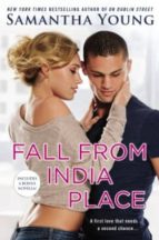 fall from india place samantha young 9780451469403