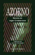 azorno (ebook)-inger christensen-9780996734103