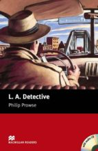 l.a. detective (starter level) (incluye audio-cd)-philip browse-9781405077903