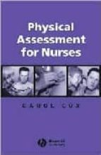 Descargue libros de google books para activar Physical assessment for nurses