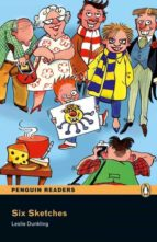 penguin readers level 1: six sketches (libro + cd)-leslie dunkling-9781405878203