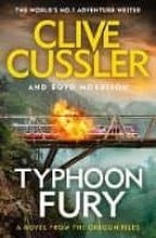 typhoon fury: oregon files 12 clive cussler 9781405927703