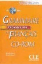 grammaire progressive du français (niveau debutant) (cd-rom)-maia gregoire-9782090322903