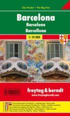 barcelona city pocket, plano callejero (1:10000) (freytag & bernd t)-9783707909203
