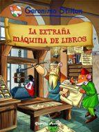 (pe) comic geronimo stilton 8: la extraña maquina de libros-9788408102403