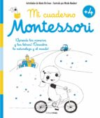 cuaderno de vacaciones montessori +4-marie kirchner-9788408155003