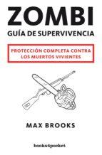 zombi: guia de supervivencia max brooks 9788415139003