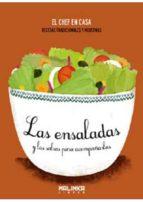 ensaladas y salsas para acompañarlas, el chef en casa-marisa trigo-9788415322603