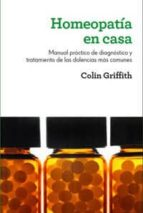 homeopatia en casa colin griffith 9788415541103