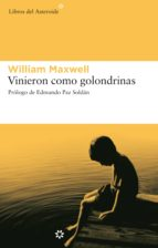 vinieron como golondrinas (ebook)-william maxwell-9788415625803