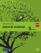 natural science 3º educacion primaria workbook savia ed 2015 9788415743903