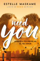 need you-estelle maskame-9788416297603