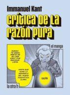 critica de la razon pura (el manga)-immanuel kant-9788416540303