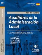 AUXILIARES DE ADMINISTRACION LOCAL. TEST (2ª ED.)