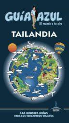 tailandia 2017 (guia azul) luis mazarrasa mowinckel 9788416766703