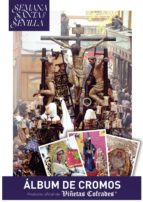 album de cromos de la semana santa, viñetas cofrades 9788417052003