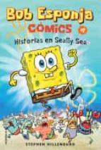 bob esponja: historias en seally sea-stephen hillenburg-9788417305703