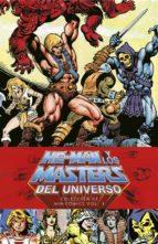 he-man y los masters del universo: nº1 (de 3) coleccion minicomics-9788417354503