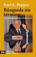 busqueda sin termino: una autobiografia intelectual-karl raimund popper-9788420672403