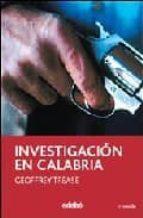 investigacion en calabria-geoffrey trease-9788423675203