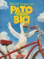 pato va en bici david shannon 9788426132703